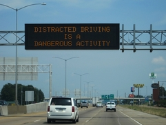Galveston Distracted Driving Accident Lawyer