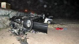 Wrong-Way Driver Causes Fatal Crash Along Galveston Seawall