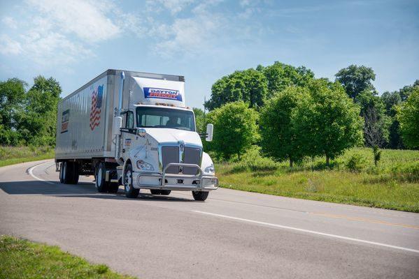 Dayton Freight Lines Truck Accident Attorney