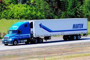 Marten Transport Truck Accident Attorney